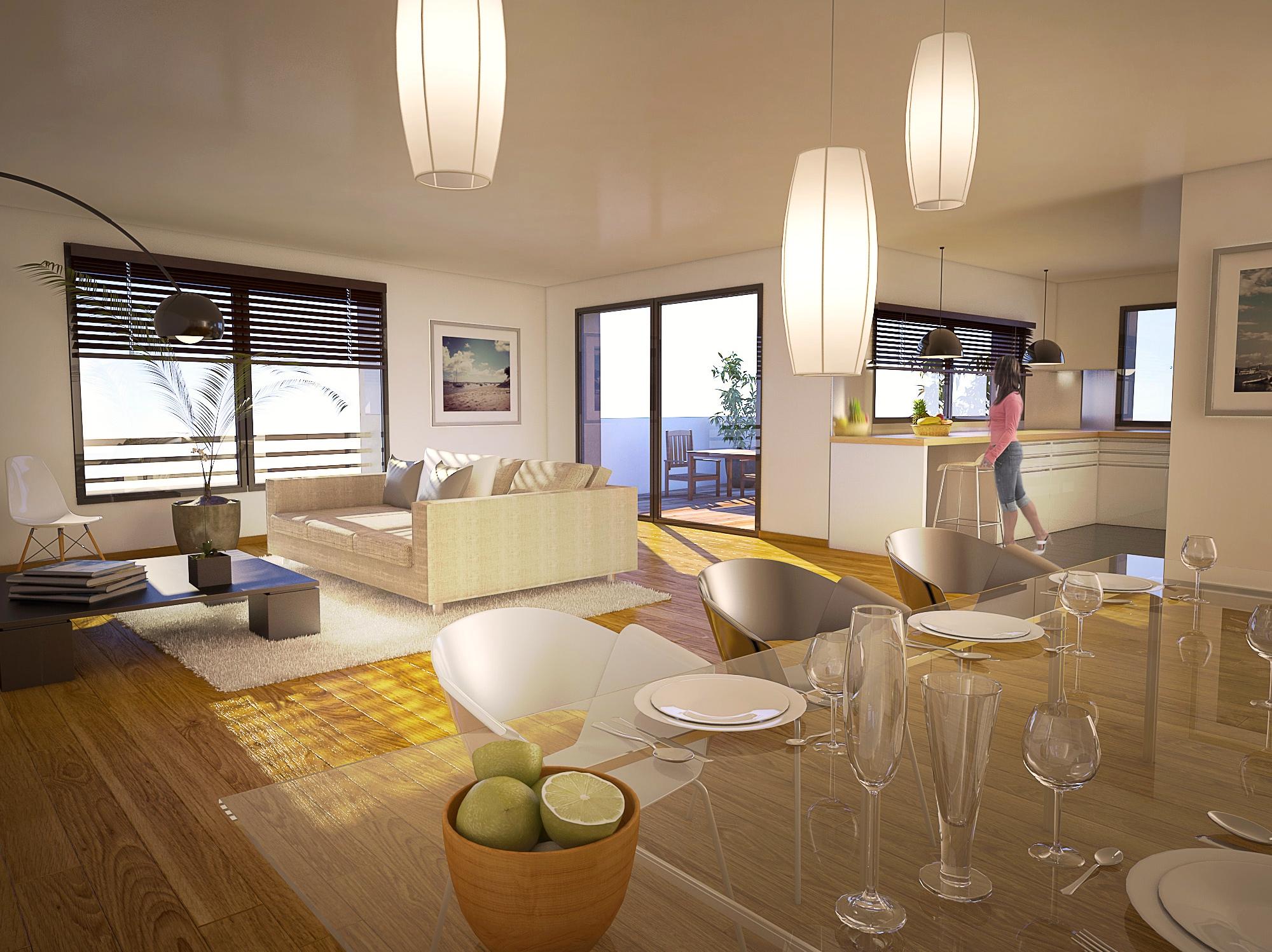 Bordeaux aquitaine immobilier m rignac capeyron bel for Appartement merignac